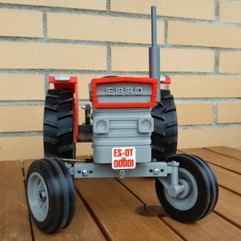 Capture d'écran 2016-12-20 à 12.30.39.png Download free STL file OpenRC Tractor • 3D printable object, makitpro
