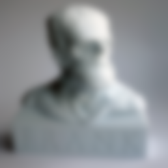 frank_bust_v3.stl Download free STL file Frank (Frankenstein) Bust • 3D printable template, FrankLumien