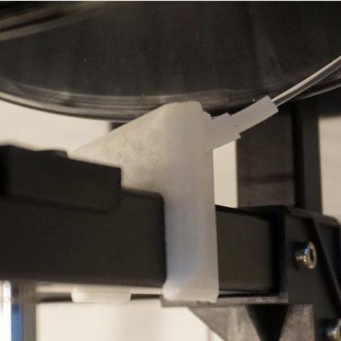 Free 3D printer model RigidBot Filament Guide, FrankLumien