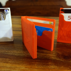 Free 3D printer model FlexWallet (multiple designs), FrankLumien