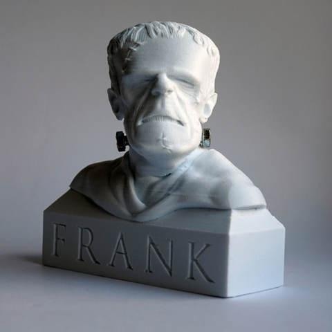 Capture d'écran 2016-12-21 à 11.55.37.png Download free STL file Frank (Frankenstein) Bust • 3D printable template, FrankLumien