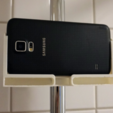 Download free 3D printer designs Galaxy S5 Shower Mount, FrankLumien