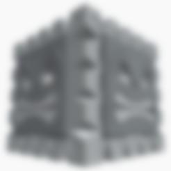 Modelos 3D gratis Contenedor Thwomp (Super Mario), FrankLumien
