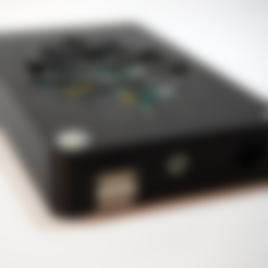 Download free STL file PINE A64 / A64+ computer case • 3D printable model, FrankLumien