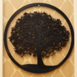 Download free 3D printer designs Encircled Tree, FrankLumien