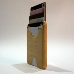 Diseños 3D gratis Billetera pequeña, FrankLumien
