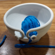 Download free 3D print files Yarn Bowl, FrankLumien