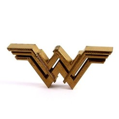 Download free 3D printer templates Wonder woman, alexvisu