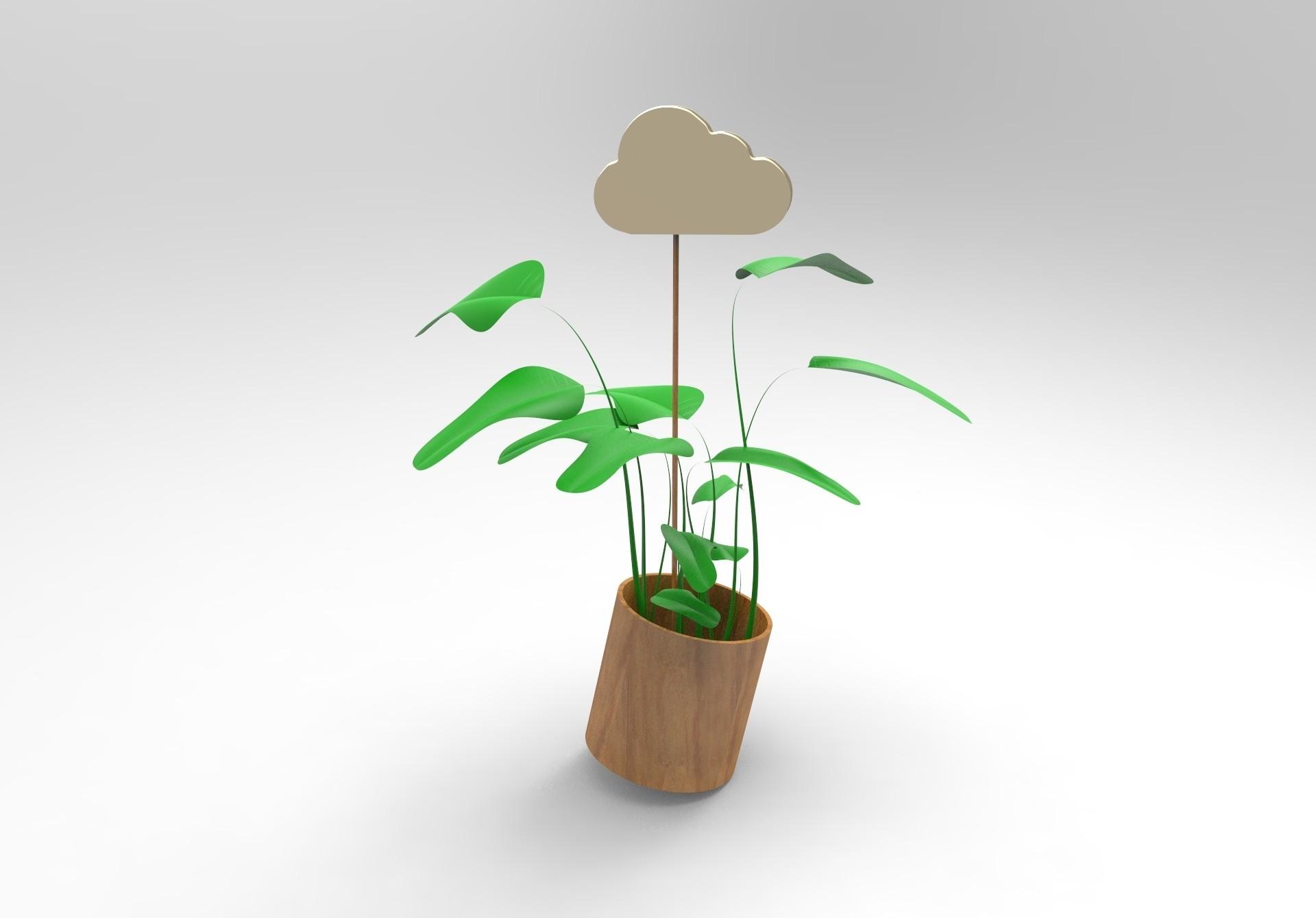 untitled.14.jpg Télécharger fichier STL gratuit Petit Nuage / Arrose vos plantes  #LIFEHACK3D • Modèle pour imprimante 3D, ZimArthur