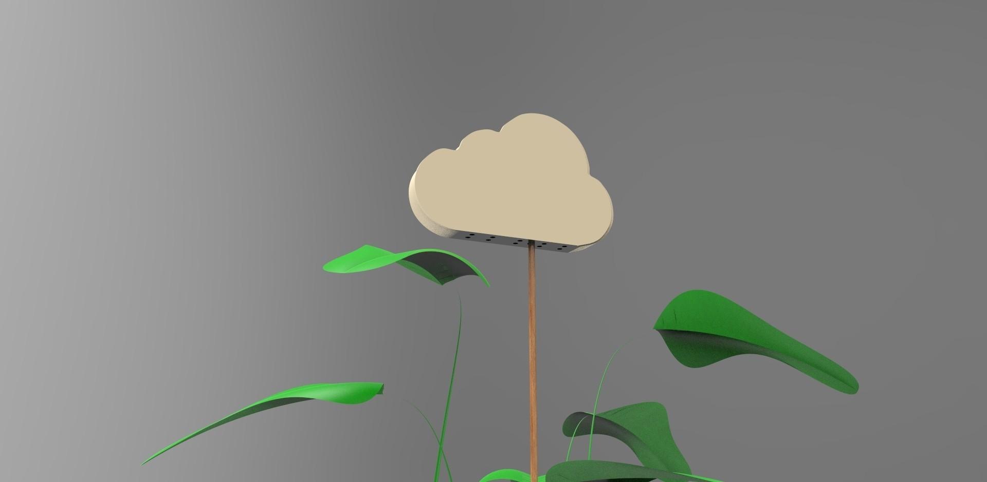 untitled.16.jpg Télécharger fichier STL gratuit Petit Nuage / Arrose vos plantes  #LIFEHACK3D • Modèle pour imprimante 3D, ZimArthur