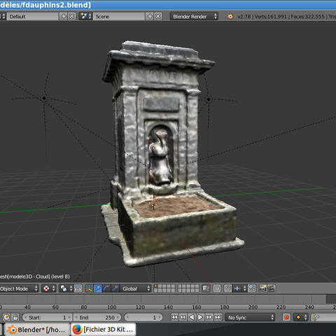 2017-04-05-110820_1280x768_scrot.png Download STL file Kit Fontaine du Dauphin (Givry) • Model to 3D print, parizot
