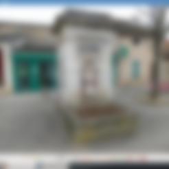 fdauphins2.stl Download STL file Kit Fontaine du Dauphin (Givry) • Model to 3D print, parizot