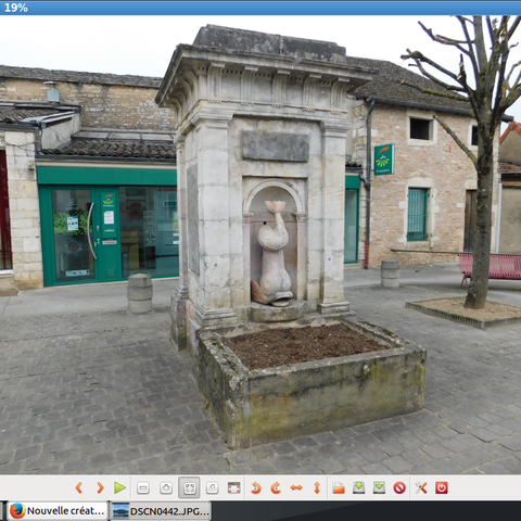 2017-02-06-101422_1280x768_scrot.png Download STL file Kit Fontaine du Dauphin (Givry) • Model to 3D print, parizot