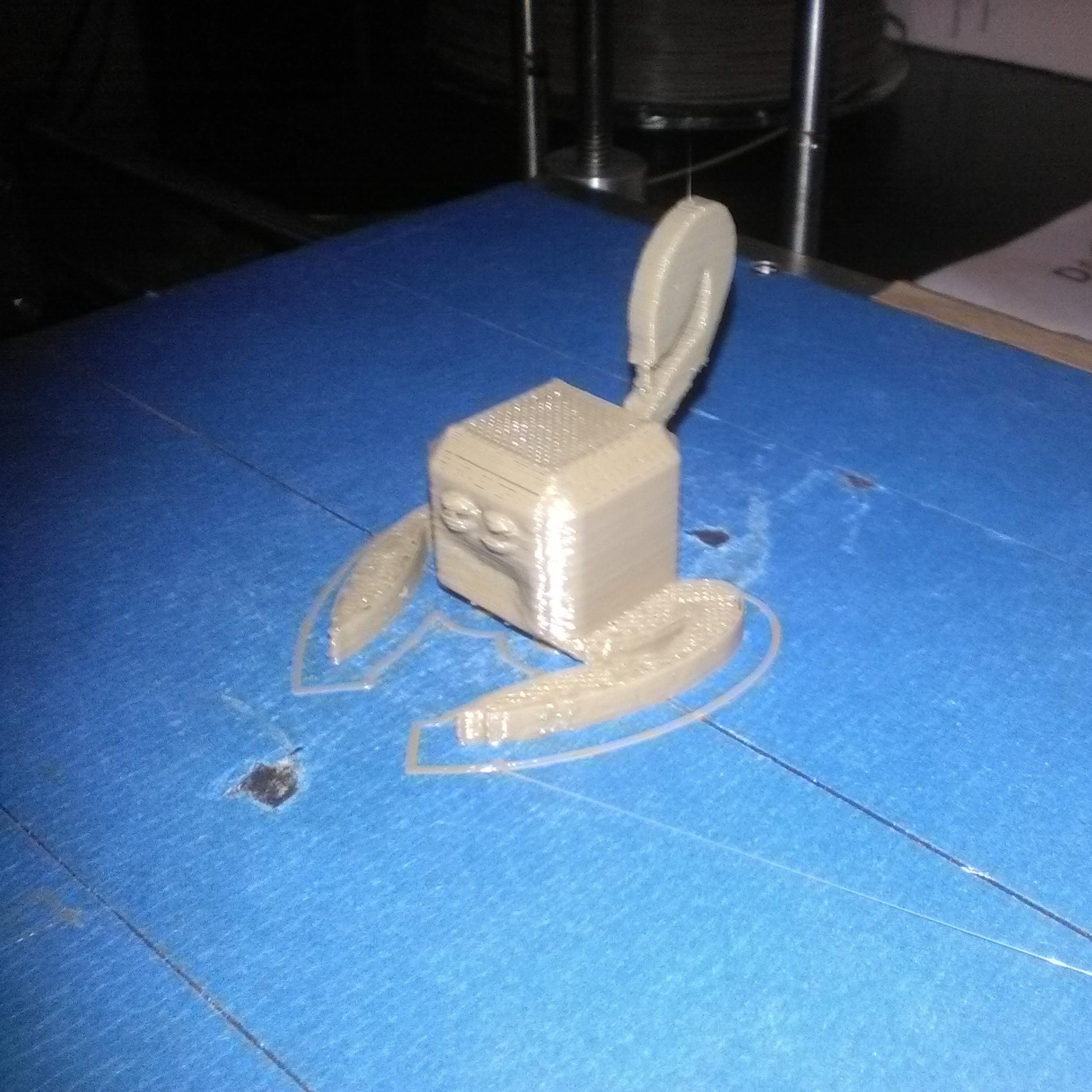 Impression_stratomaker.jpg Download free STL file Mascot stratomaker contest • Model to 3D print, parizot