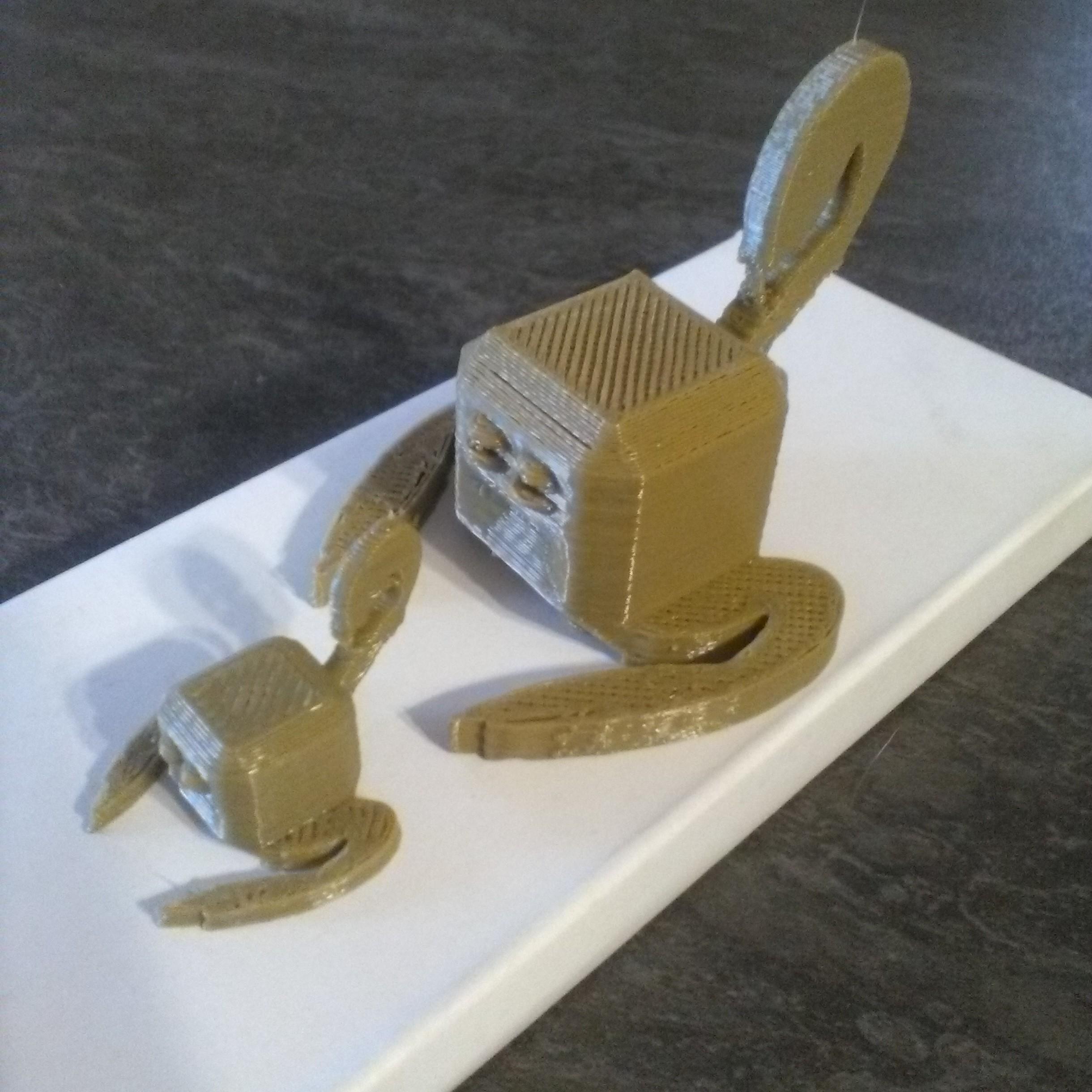 Mascottes_stratomaker.jpg Download free STL file Mascot stratomaker contest • Model to 3D print, parizot