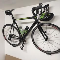 Télécharger fichier STL Support Vélo route • Plan pour imprimante 3D, BipBipFlo