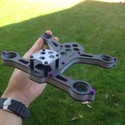 Imprimir en 3D gratis FPV RACER 190mm (beta), BipBipFlo