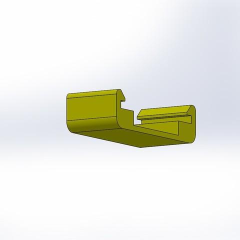 Descargar diseños 3D gratis fijación spm4648 en geprc mx3 sparrox, corto_maltese