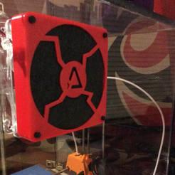 Fichier STL gratuit grille ventilateur 120x120, corto_maltese