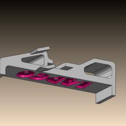 Descargar modelo 3D gratis protección lipo 350mAH HX100 BETAFPV, corto_maltese