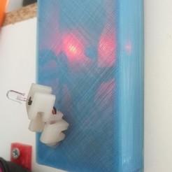 3D print model arduino atmega case, Django