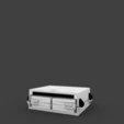 Descargar Modelos 3D para imprimir gratis böjlig plegable estante (ya que los nombres suecos para muebles, que hace que los pro), DemongeotMathias