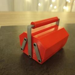 Descargar STL Caja de herramientas de cruce de animales Fan Art/ Caja de herramientas de cruce de animales Fan Art, Redsub