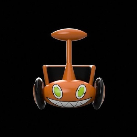 a1a73d16350ad32c78949603fcd09a9e_preview_featured.jpg Download free STL file Rotom - Mow Form • 3D printer model, Philin_theBlank