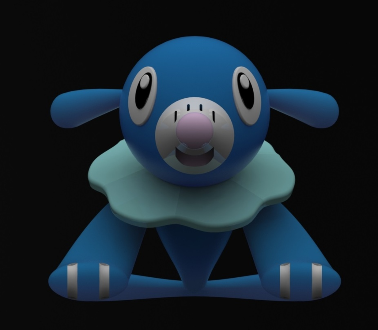 Capture d'écran 2016-12-26 à 18.04.33.png Download free STL file Popplio • Object to 3D print, Philin_theBlank