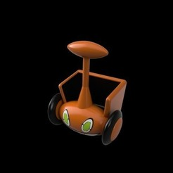 Download free 3D printer designs Rotom - Mow Form, Philin_theBlank