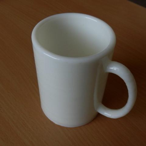 3d printer model Tea cup, dddprint