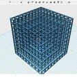 Download STL file Cube Battery 9x9 • 3D printing template, Aurelian