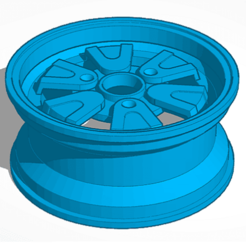 Download free 3D printer designs R5 TX rim TX, NicolasChestier