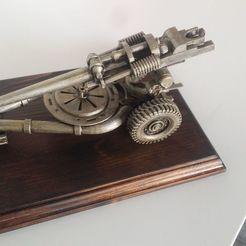 Download 3D printing files L118 light gun, radeon