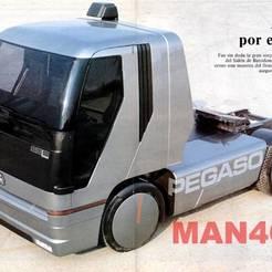 Download 3D printing models pegaso 500, radeon