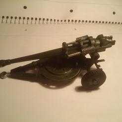 Download 3D printer model l118 light gun, radeon
