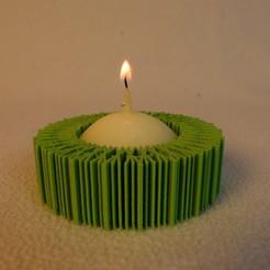 Diseños 3D gratis locura candelabro, Avenue-Des-Createurs