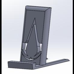 3D printer models Phone older assasin's creed, mastocmind