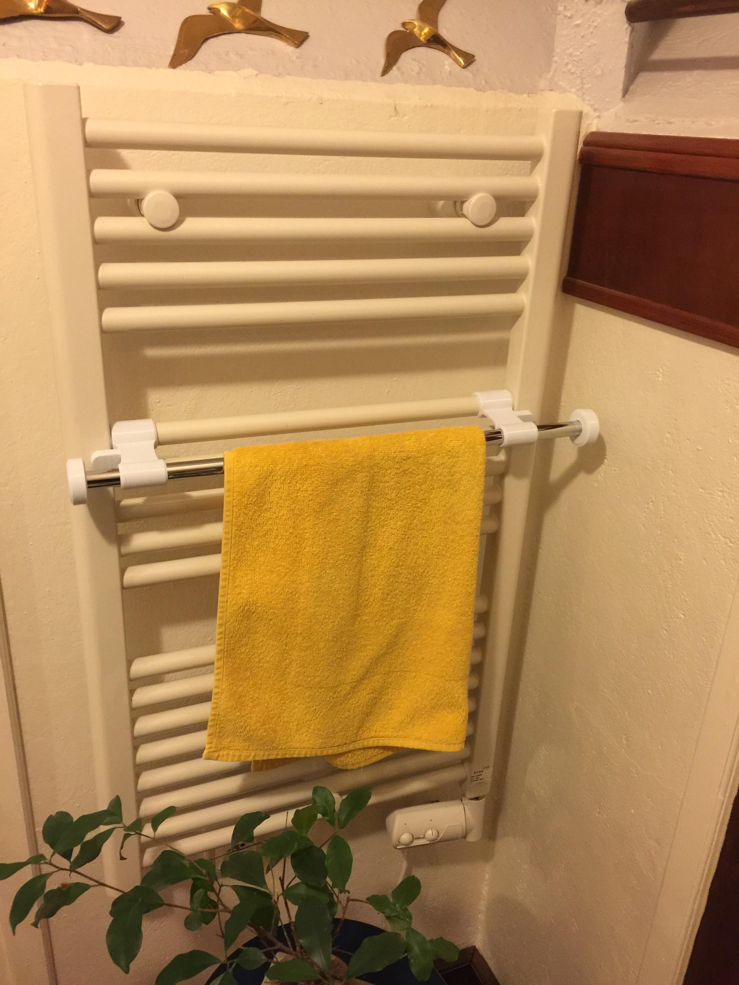 IMG_4269.JPG Download free STL file Towel dryer on radiator • Model to 3D print, domarbonne