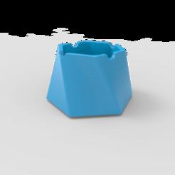 vortex.png Download STL file The Vortex ashtray • 3D print design, Drex