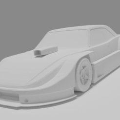 Download 3D printing models Dodge TC, 2s3dprinting