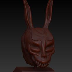 Descargar archivo 3D Frank- Donnie Darko, 2s3dprinting