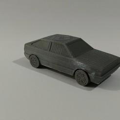 Descargar diseños 3D Volkswagen Gol G1, 2s3dprinting