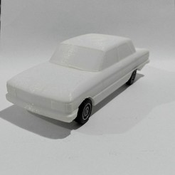 Download 3D model Ford Falcon, 2s3dprinting