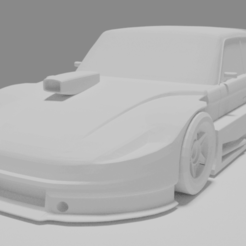 Download STL Ford Falcon TC, 2s3dprinting