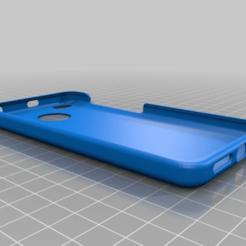 8390fdd5db32063cc53ef3d902f65894.png Télécharger fichier STL gratuit Xiaomi Redmi 4x couverture de téléphone • Modèle à imprimer en 3D, shusy