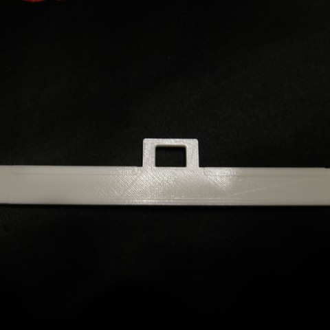 Download free STL file Vertical Window Blind  Hook • 3D printer object, shusy