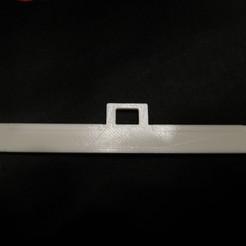 Free 3D printer files Vertical Window Blind  Hook, shusy
