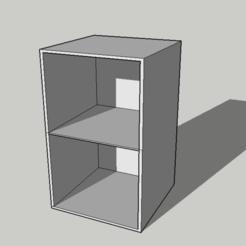 diseños 3d gratis Con textura de muebles de oficina, YanisD