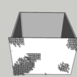 Download free STL file Textured Office Furniture • Design to 3D print, YanisD